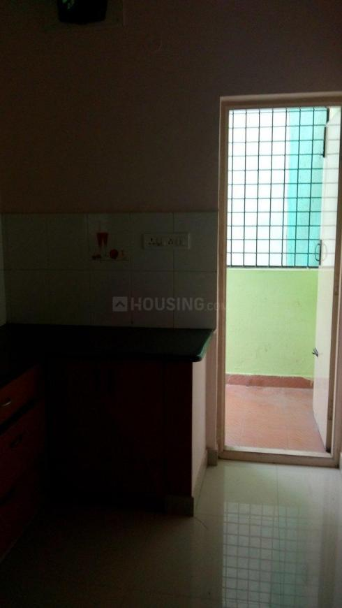 Kitchen Image of 650 Sq.ft 2 BHK Independent Floor for rent in Banashankari for 12000