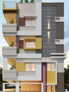 Gallery Cover Image of 600 Sq.ft 1 BHK Independent House for rent in Jalahalli West for 7000