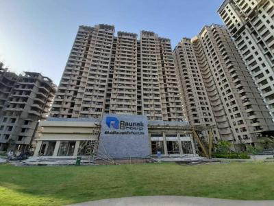 Gallery Cover Image of 607 Sq.ft 1 BHK Apartment for buy in Raunak City Sector IV D9, Kalyan West for 3500000