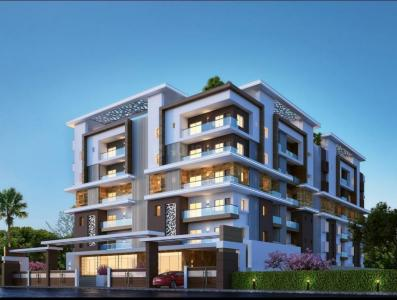Gallery Cover Image of 1040 Sq.ft 2 BHK Apartment for buy in Kollur for 2910960