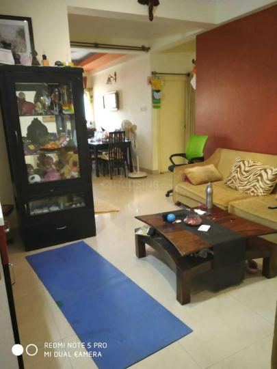 Living Room Image of 1250 Sq.ft 3 BHK Apartment for rent in Kaggadasapura for 35000