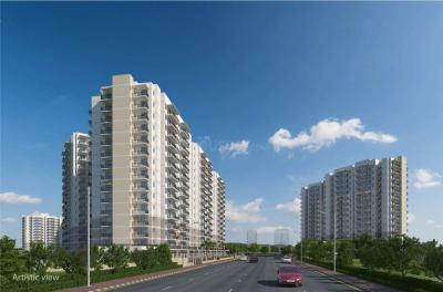 Gallery Cover Image of 700 Sq.ft 2 BHK Apartment for buy in Eclat Elite Homes - III, Sector 48 for 3000000