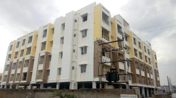 Building Image of 815 Sq.ft 2 BHK Apartment for buy in Kundrathur for 3300000