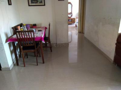 Gallery Cover Image of 640 Sq.ft 1 BHK Apartment for buy in Green Woods, Dhayari for 2500000