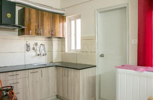 Kitchen Image of Babu Nest 108 in HBR Layout