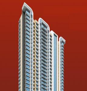 Gallery Cover Image of 1035 Sq.ft 2 BHK Apartment for buy in Goregaon East for 10100000