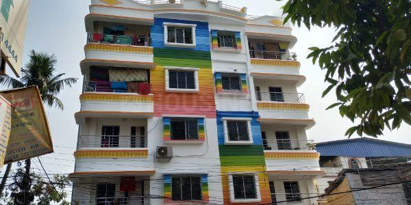 Building Image of 500 Sq.ft 1 RK Apartment for buy in Khardah for 1100000