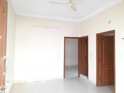 Gallery Cover Image of 655 Sq.ft 1 BHK Apartment for rent in Kasturi Nagar for 12500