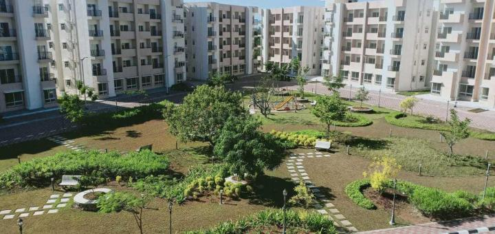 Bedroom Image of 441 Sq.ft 1 BHK Apartment for buy in VBHC Greenwoods, Vevoor for 1651220