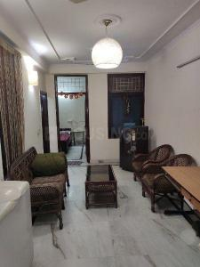Gallery Cover Image of 1000 Sq.ft 2 BHK Independent Floor for rent in Khirki Extension for 17000