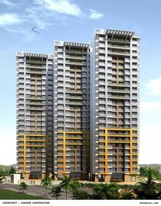 Gallery Cover Image of 600 Sq.ft 1 BHK Apartment for buy in Srishti Group Oasis, Bhandup West for 8700000