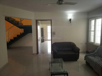 Gallery Cover Image of 3200 Sq.ft 4 BHK Apartment for rent in Krishnarajapura for 60000