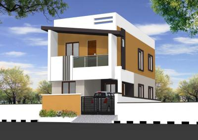 Gallery Cover Image of 1348 Sq.ft 3 BHK Independent House for buy in Kovur for 5750000