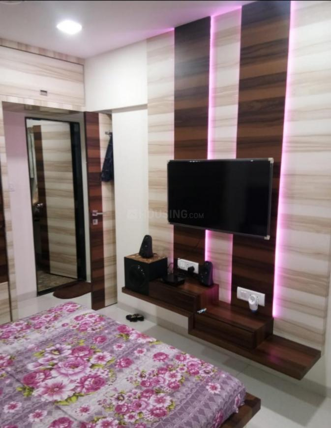 Bedroom Image of 620 Sq.ft 1 BHK Apartment for rent in Andheri East for 35000