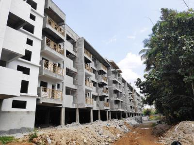 Gallery Cover Image of 1190 Sq.ft 2 BHK Apartment for buy in GrihaMithra GMC One, Kengeri for 5500000
