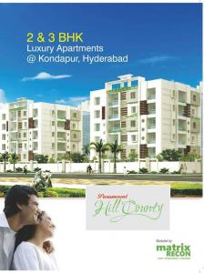Gallery Cover Image of 2050 Sq.ft 3 BHK Apartment for buy in Serilingampally for 10000000