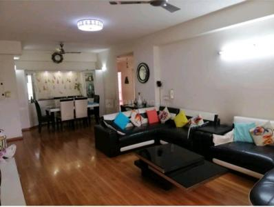 Gallery Cover Image of 1973 Sq.ft 3 BHK Apartment for rent in Vatika City , Sector 49 for 39000