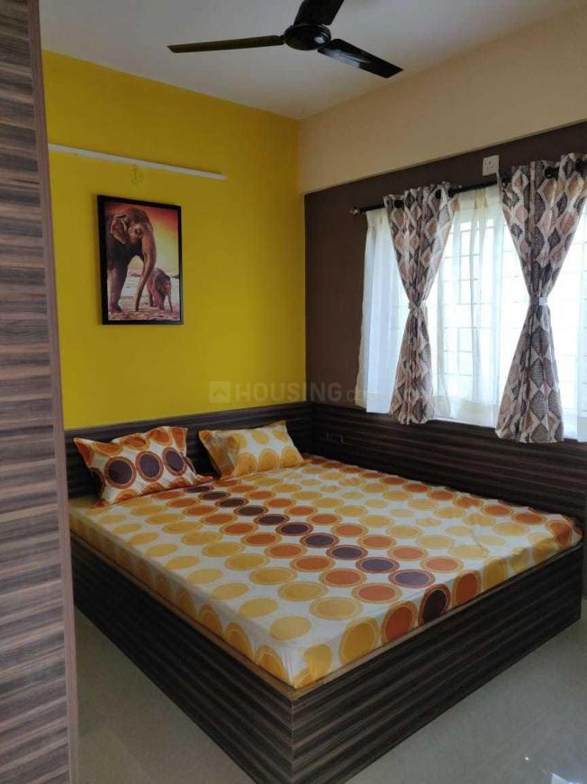 Bedroom Image of 1100 Sq.ft 2 BHK Apartment for rent in J. P. Nagar for 22000