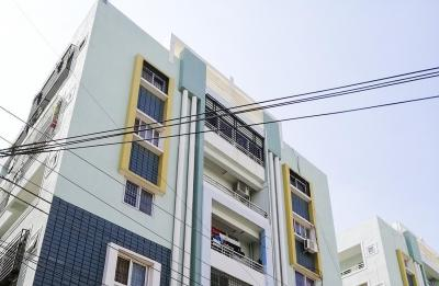 Gallery Cover Image of 1200 Sq.ft 2 BHK Apartment for rent in Kondapur for 25500