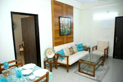 Gallery Cover Image of 800 Sq.ft 1 BHK Apartment for buy in Sunrakh Bangar for 2725000