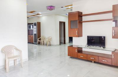 Gallery Cover Image of 1700 Sq.ft 3 BHK Independent House for rent in Rai Durg for 43500