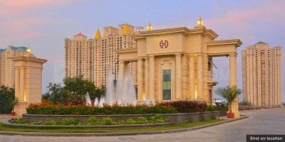 Gallery Cover Image of 1765 Sq.ft 3 BHK Apartment for buy in Hiranandani Anchorage, Egattur for 12500000