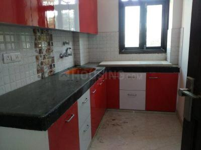 Gallery Cover Image of 950 Sq.ft 1 BHK Independent House for rent in Chhattarpur for 9500