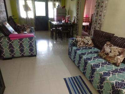 Gallery Cover Image of 1460 Sq.ft 3 BHK Independent Floor for rent in NBCC Vibgyor Towers, New Town for 25000