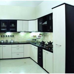 Kitchen Image of PG Service Accommodation In Thane Hiranandani Estate Ynh in Hiranandani Estate