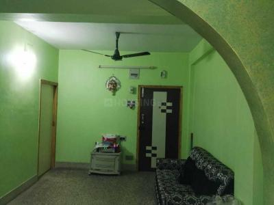 Gallery Cover Image of 950 Sq.ft 2 BHK Apartment for rent in Kaikhali for 16000