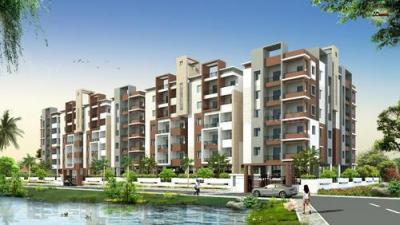 Gallery Cover Image of 1030 Sq.ft 2 BHK Apartment for buy in Moula Ali for 4635000