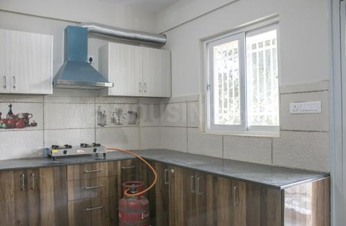 Kitchen Image of Babu Nest 005 in Hennur