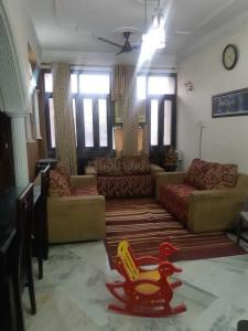 Gallery Cover Image of 1550 Sq.ft 3 BHK Apartment for rent in Ashirwad Apartments Dwarka, Sector 12 Dwarka for 36000