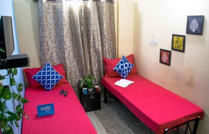 Bedroom Image of Zolo Sumuk in Krishnarajapura
