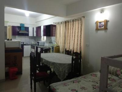 Gallery Cover Image of 1800 Sq.ft 3 BHK Apartment for rent in Muneshwara Nagar for 36000