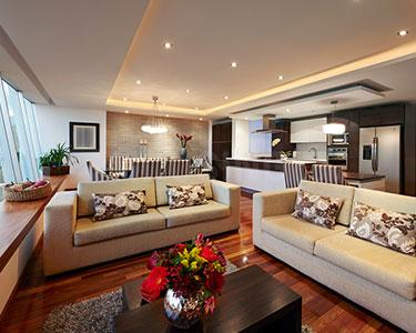 Gallery Cover Image of 1026 Sq.ft 3 BHK Apartment for buy in Runwal Avenue, Kanjurmarg East for 18200000