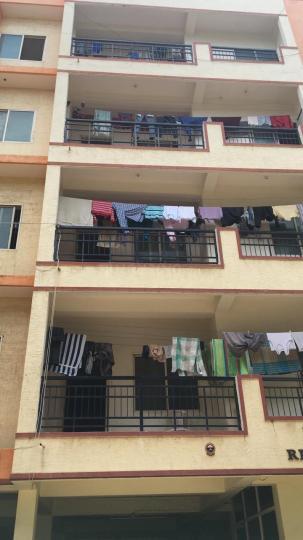 कडुबीसनहल्ली में एसवीएम लक्ज़री पीजी फॉर जैंट्स में बिल्डिंग की तस्वीर