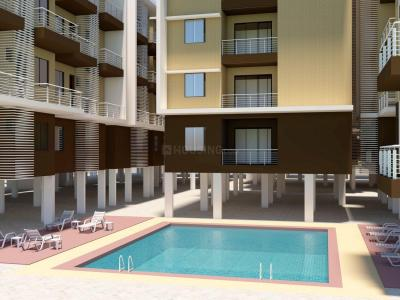 Gallery Cover Image of 1064 Sq.ft 2 BHK Apartment for buy in Pyramid Watsonia, Nehru Nagar for 4800000