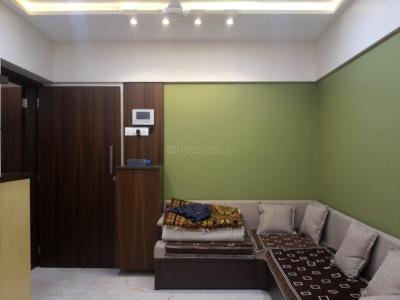 Gallery Cover Image of 690 Sq.ft 1 BHK Apartment for buy in DV Fressia Heights, Dahisar East for 10800000