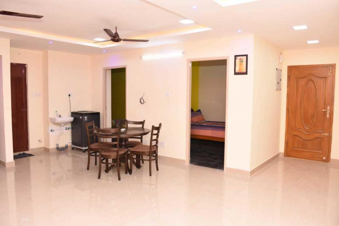 Living Room Image of 2100 Sq.ft 3 BHK Apartment for rent in Porur for 40000