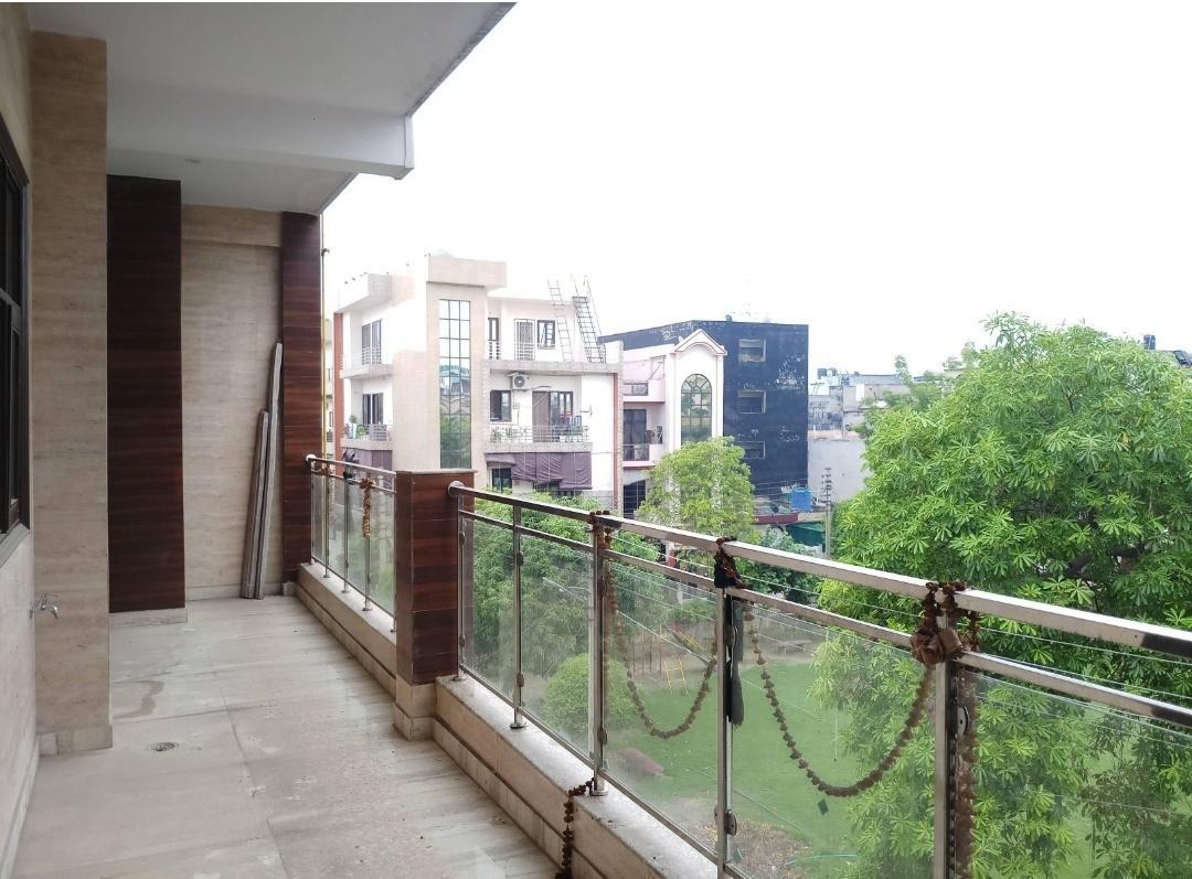 Balcony Image of Anand Villa in Rajendra Nagar