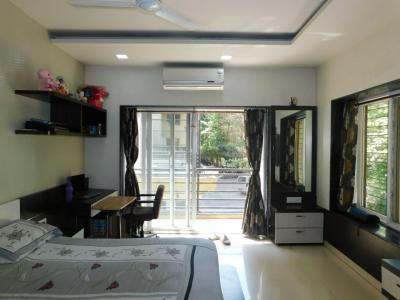Bedroom Image of 1650 Sq.ft 3 BHK Apartment for buy in Mirchandani Palms, Pimple Saudagar for 14700000