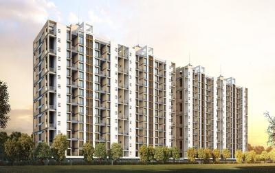 Gallery Cover Image of 1000 Sq.ft 2 BHK Apartment for buy in Saarrthi Savvy Homes 2, Hinjewadi for 6000000
