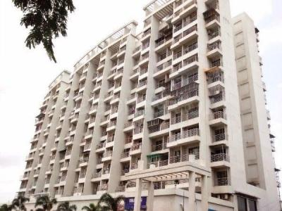 Gallery Cover Image of 610 Sq.ft 1 BHK Apartment for rent in Taloja for 7500