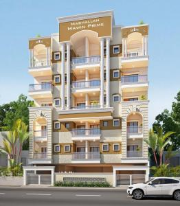 Gallery Cover Image of 1560 Sq.ft 3 BHK Apartment for buy in Mehdipatnam for 8100000