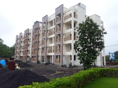 Gallery Cover Image of 707 Sq.ft 2 BHK Apartment for buy in Panvel for 3692000