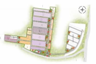 2130 Sq.ft Residential Plot for Sale in Devi Ahillyabai Holkar Airport Area, Indore