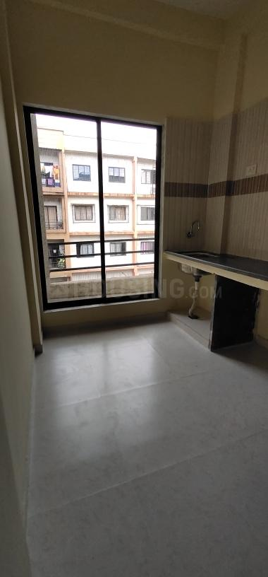 Kitchen Image of 585 Sq.ft 1 BHK Apartment for buy in Boisar for 1800000
