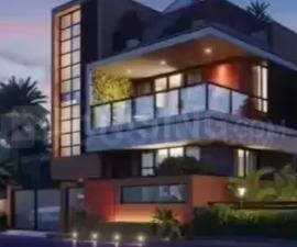 Gallery Cover Image of 1395 Sq.ft 4 BHK Independent House for buy in Sargasan for 16500000