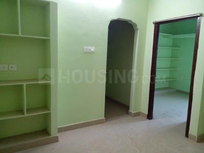 Gallery Cover Image of 585 Sq.ft 1 BHK Apartment for rent in Sanjeeva Reddy Nagar for 7500